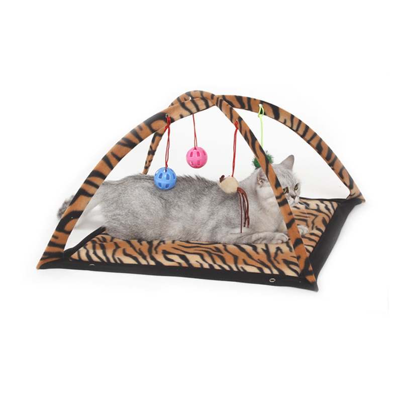 tapis de jeu tigr pour chat mon chat ador. Black Bedroom Furniture Sets. Home Design Ideas